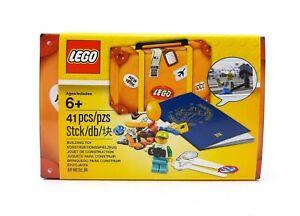 Lego ® - 5004932 Travel Building Suitcase / Factory sealed / 2017