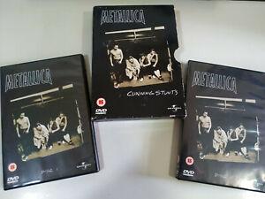 Metallica-Cunning-Stunts-Box-2-x-DVD-Extras-Region-0-All