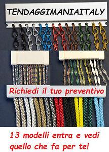 Tenda antimosche per porta finestra di plastica o in corda su misura 14 modelli ebay - Tenda per porta finestra ...