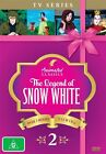 Animated Classics - The Legend Of Snow White : Vol 2 (DVD, 2013)