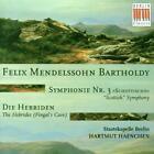 Sinfonie 3/Die Hebriden von Staatskapelle Berlin,Hartmut Haenchen (1998)