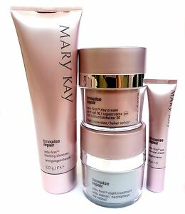 mary kay timewise volu firm anti aging repair set full size 4 pieces fresh ebay. Black Bedroom Furniture Sets. Home Design Ideas