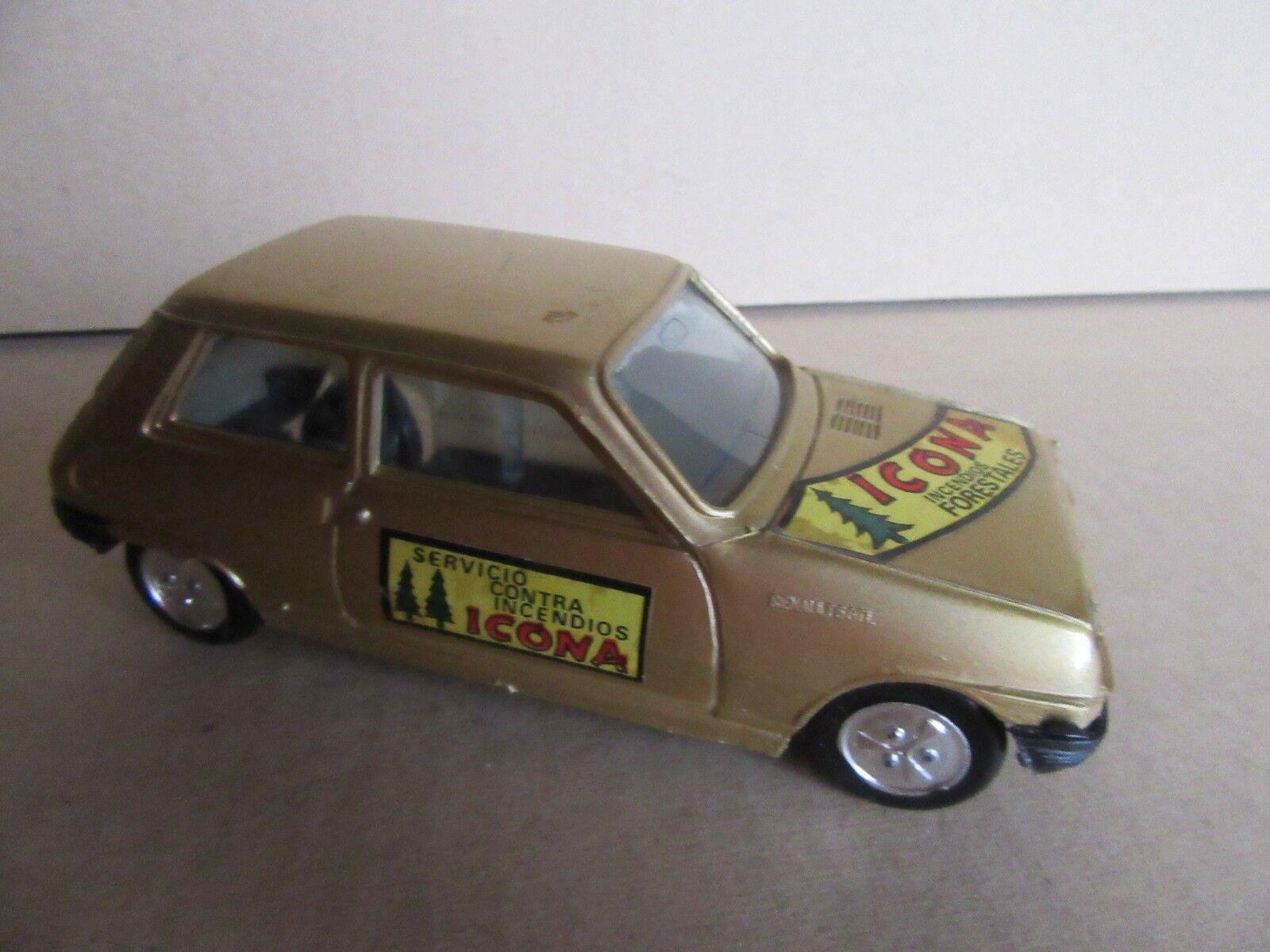 15.6oz Plasticos Albacete Vercor Renault 5 Icona L 5 11 16in