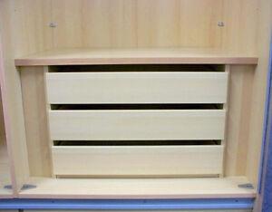 Staud Schubkasteneinsatz für Kleiderschränke Schubladen ...