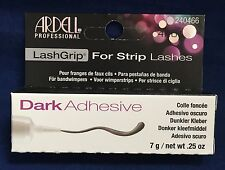 ARDELL PROFESSIONAL DARK LASH GRIP FOR STRIP ADHESIVE net wt .0.25 oz