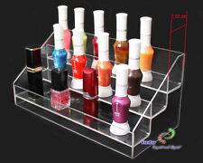 Acryl Warentreppe stabile Lipstick-Ständer Warenständer Verkaufsstänfer