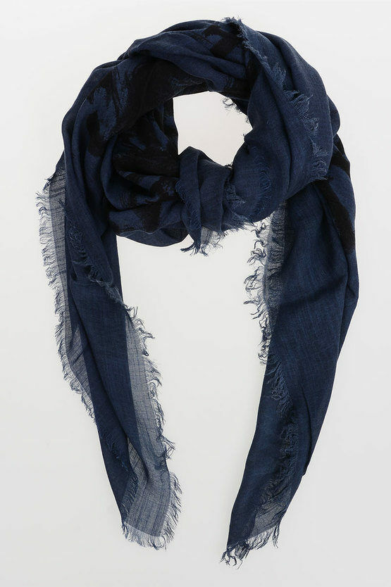 Diesel Swillot-A Scarf Shemagh in Blue