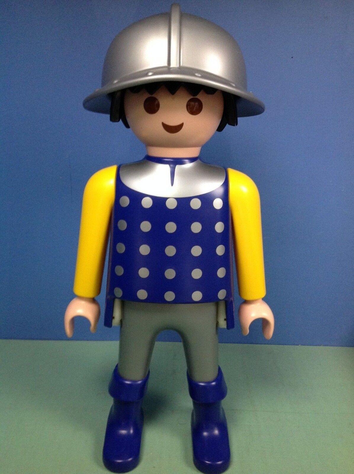 (O65.1) Playmobil figurine géant 65 cm Chevalier