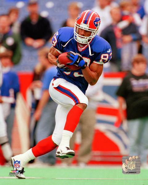 4f7c9a6209e Andre Reed Signed Buffalo Bills 8x10 Photo for sale online