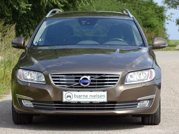Volvo V70 2,0 D4 181 Summum Eco aut. - billede 1