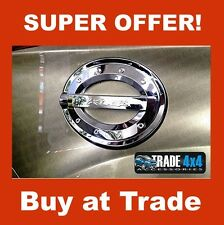 FORD KUGA CHROME FUEL FLAP COVER WITH LOGO 2013-on UK 4x4 SUPPLIER