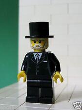 Lego Figur  Holiday Christmas - Kutscher, Pferdeschlitten Treiber (3300014)