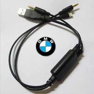 Y-Lightning-Cable-De-Plomo-Para-Bmw-Mini-Iphone-6s-amp-Iphone-6s-Plus