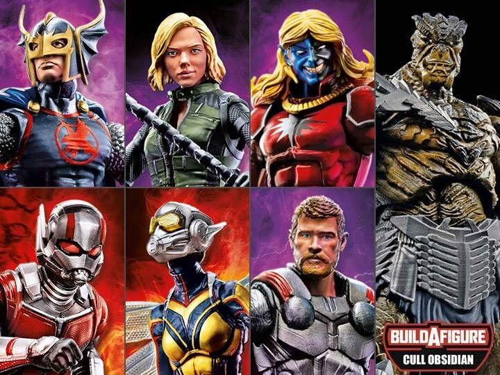 Avengers Marvel Legenden Infinity War Action-figur Welle 2