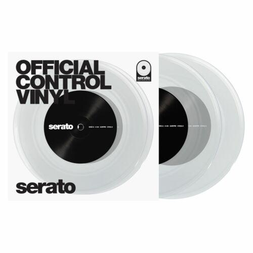 "Serato 7/"" Performance Control Vinyl Clear"