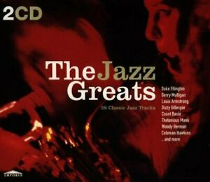 Various-Jazz-Greats-CD-2000
