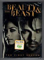 Beauty & The Beast - The First Season 1 One Dvd Kristin Kreuk Jay Ryan