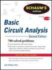 Basic Circuit Analysis by John O'Malley (2011, Paperback)