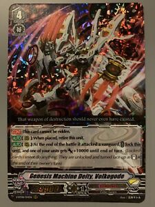 V-BT08//009EN RRR Near Mint Vanguard Igniroad Dragon 1x Cardfight!