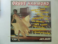 JACK JULIEN Orgue Hammond Vol 7 BASHUNG AC DC ( reprise Hells bells ) GAINSBOURG
