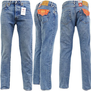 2bfafd52 Image is loading Levi-Strauss-501-T-Tapered-Leg-Jean-Crosby-