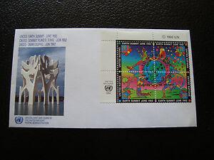 Vereinten-Nationen-New-York-Umschlag-1er-Tag-22-5-1992-cy33-Vereinigte