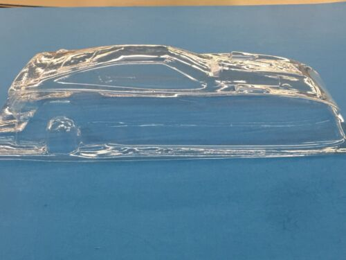 Genuine LANCER Plymouth Super Bird #517 Lexan body 1//24 scale from Original mold