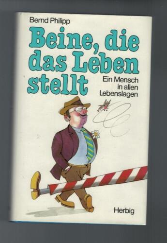 1 von 1 - Bernd Philipp - Beine, die das Leben stellt - 1986