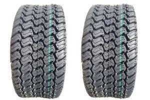 TWO-New-Tires-22-11-10-OTR-Grass-Master-TR332-Turf-4ply-22x11-10-22x11x10-SIL
