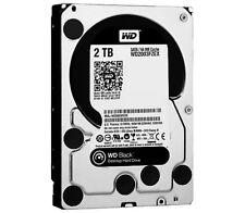 """*Near Mint* Western Digital WD Black HDD WD2003FZEX 2TB w// 64MB Cache 6Gb//s 3.5/"""""""