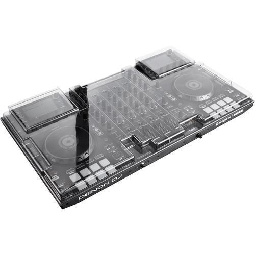 Deckschutz für Denon MCX8000 DJ Controller (Smoked Clear)