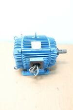 Gec Rh Ac Motor Ao284t 3ph 20hp 1740rpm 460v Ac