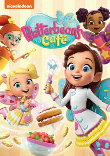 Butterbean S Cafe Dvd 8 Episodes Of Nickelodeon Kids Tv Series For Sale Online Ebay