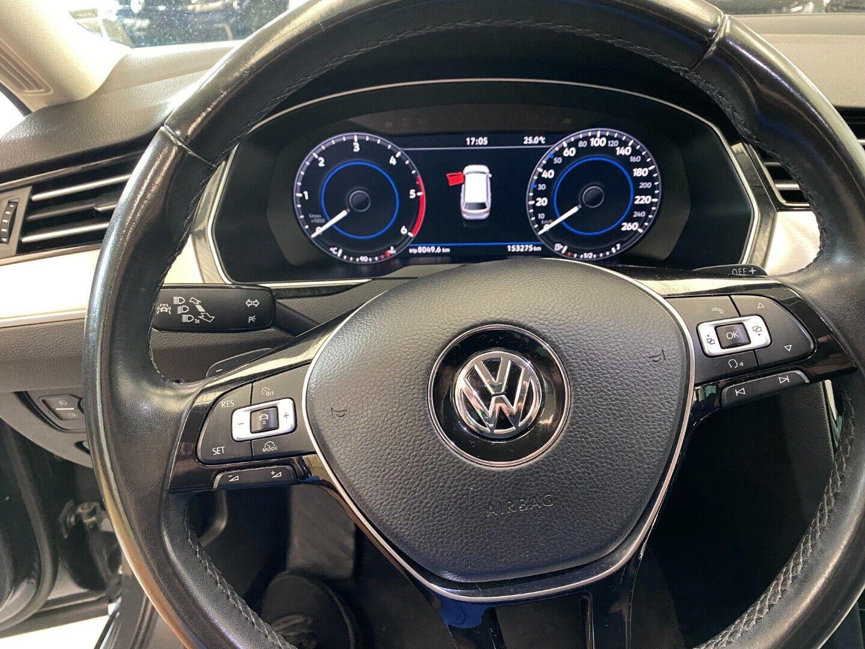 Billede af VW Passat 2,0 TDi 190 Highline Premium Variant DSG