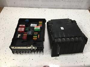 08 12 audi a3 outer fuse box genuine part 1k0937125c