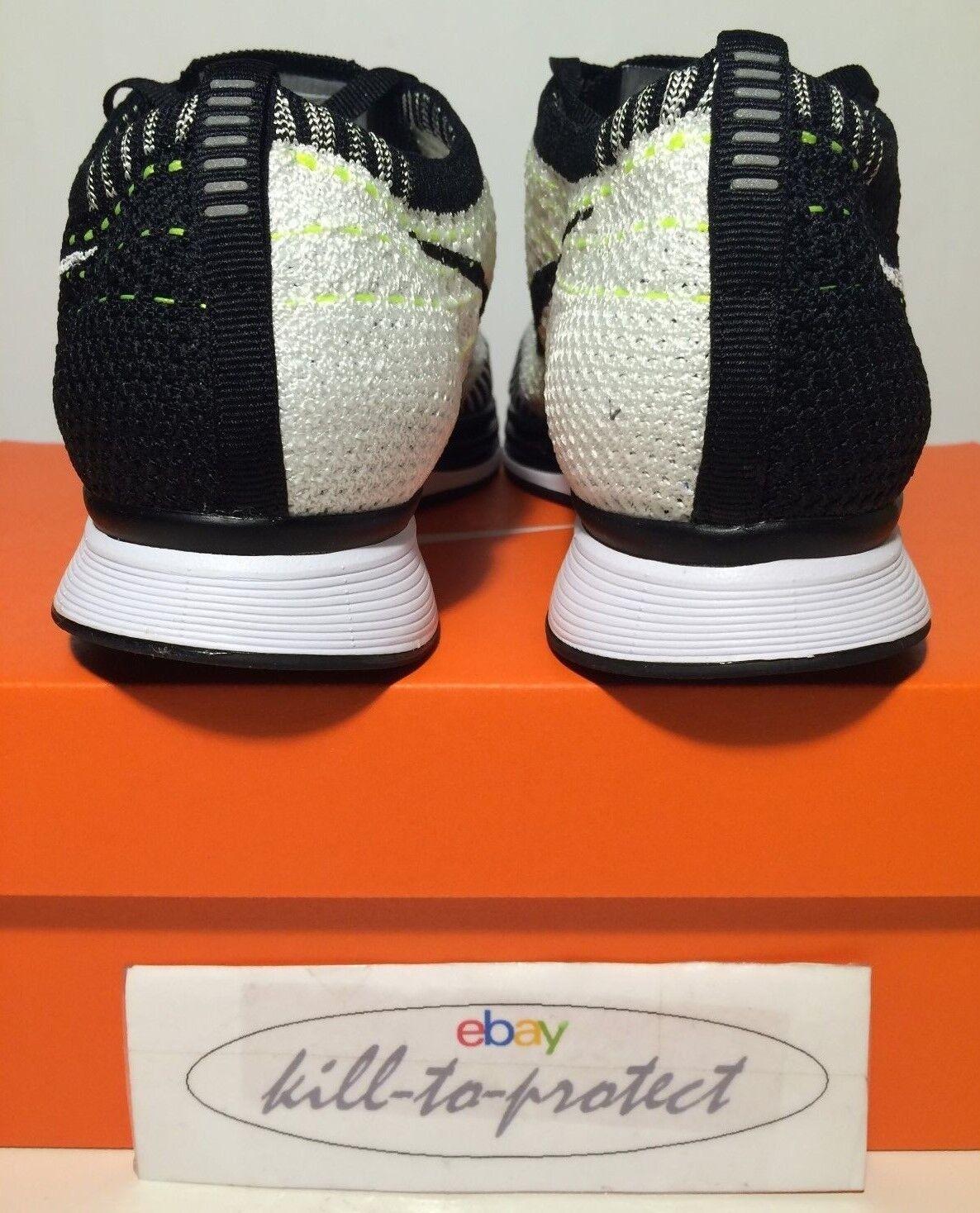 Nike flyknit racer racer racer - schwarz - weiße uns uk7 8 9 10 11 12 oreo - 526628-011 og http: / / 2015 24c7e2