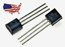 2n5484 5 Pcs To 92 N Channel Jfet High Frequency Amplifier From Usa