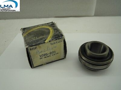 "RHP Self-Lube 1025-1G Insert for 1/"" Shaft x 52mm OD 1025-1G"