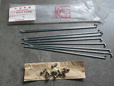 Honda Front Speichen rechts aussen 10 Stück MTX80 XL125 XL185 XR200 Spoke Set