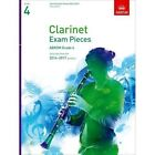 Clarinet Exam Pieces 20142017, Grade 4, Score & Part: Selected from the 2014-2017 Syllabus by Associated Board of the Royal Schools of Music (Book, 2013)
