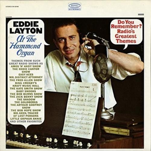 EDDIE LAYTON - DO YOU REMEMBER? RADIO'S GREATEST THEMES NEW CD