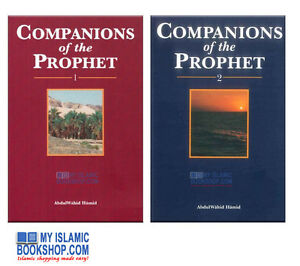 Companions-Of-The-Prophet-PBUH-1-amp-2-Islamic-Muslim-Books-Best-Gift-Ideas
