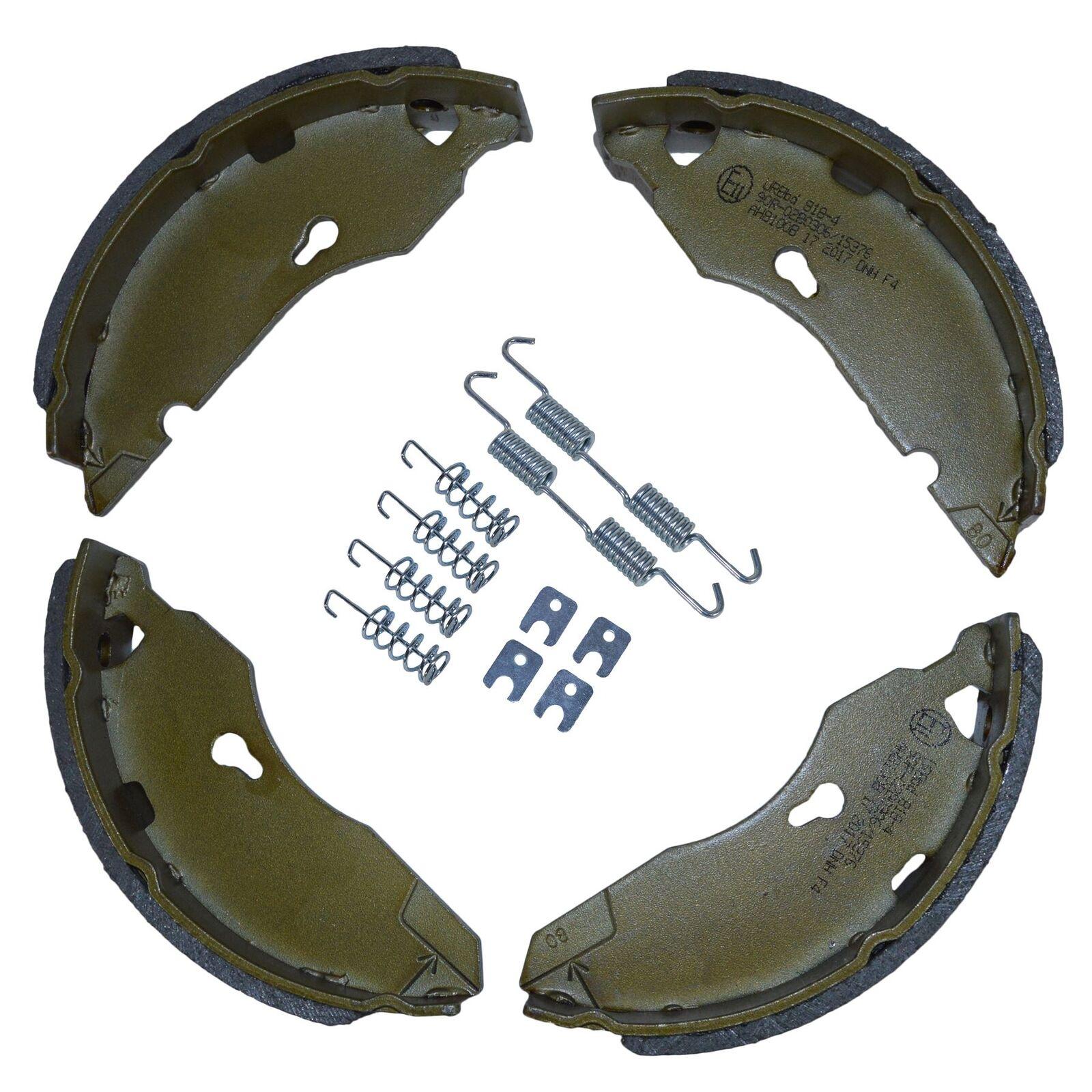 Mâchoires de frein de remorque Kit de ressort de remplacement 160mm x 35mm pour