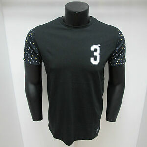 ERREA-039-REPUBLIC-t-shirt-homme-manche-courte-RASTUS-mod-Couleur-noire-ete-2016