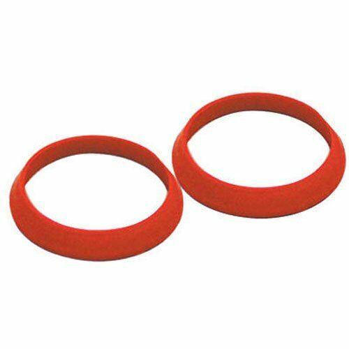 1-1//4-Inch Red Keeney 50915K Rubber Slip Joint Washers