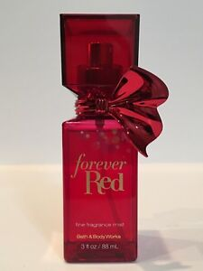 BATH-amp-BODY-WORKS-FOREVER-RED-FINE-FRAGRANCE-MIST-BODY-SPRAY-3-OZ-TRAVEL-SIZE
