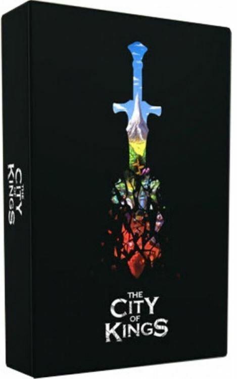 City of Kings-Stratégie  Jeu de société  80% de réduction