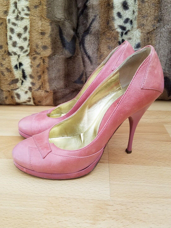 Precioso zapatos de Versace, tamaño EUR37-en muy buena buena buena condición  entrega de rayos