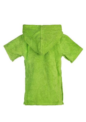 Atlantic ShoreSurf Poncho ➤ Bademantel Bekleidung Umziehhilfe ➤ für Baby ➤ Green