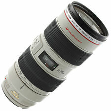 Canon EF 70-200mm 2.8 L IS Lens